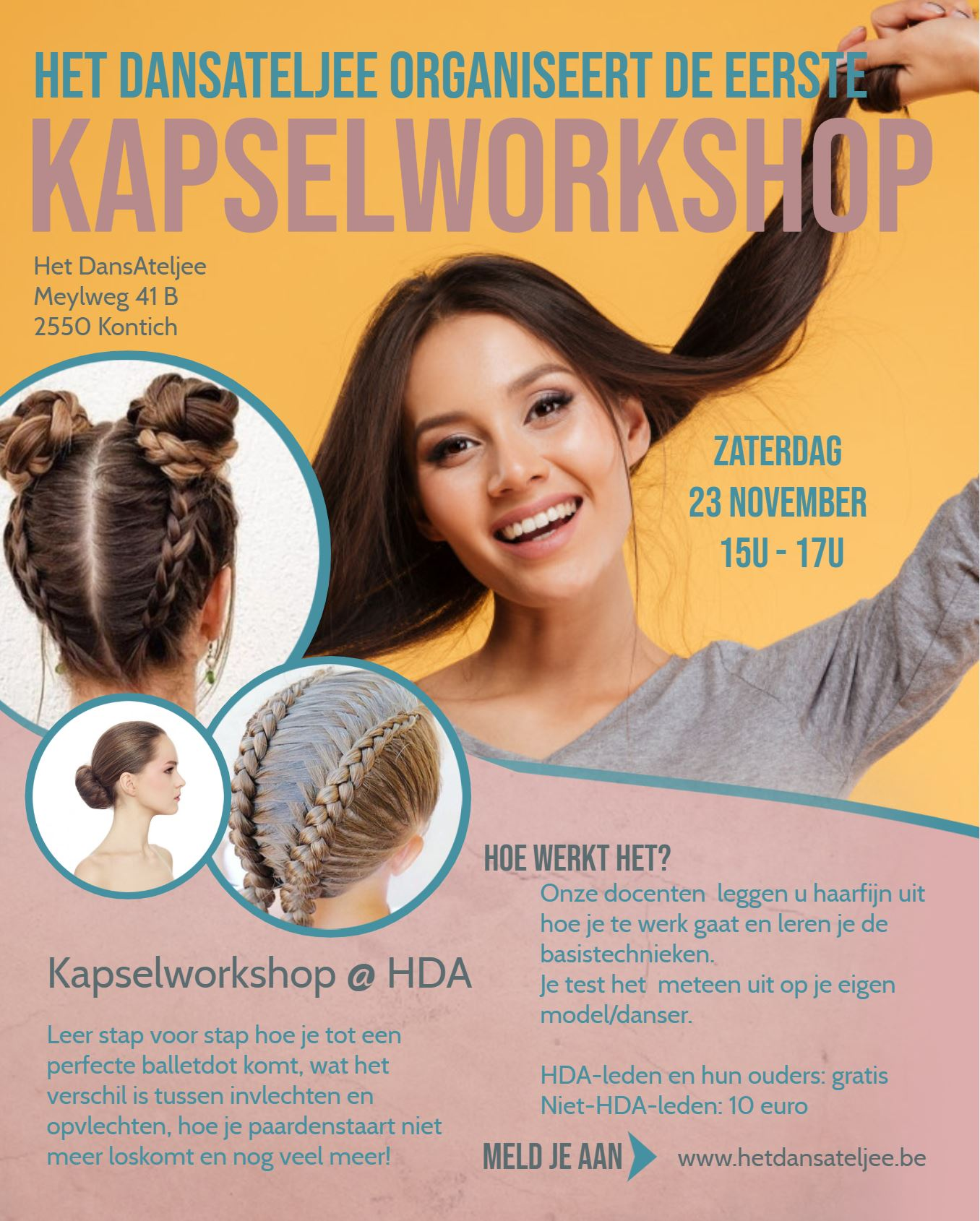 flyer kapselworkshop